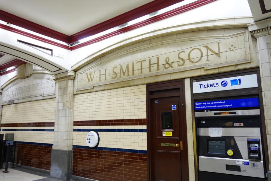 Baker Street Station, London by Sandra  on 500px.com