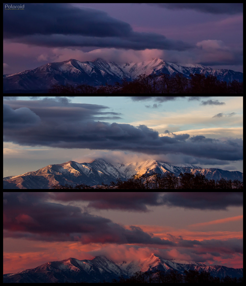 Photograph Canigou Sunrise - 3Step by Paul Fauchille on 500px