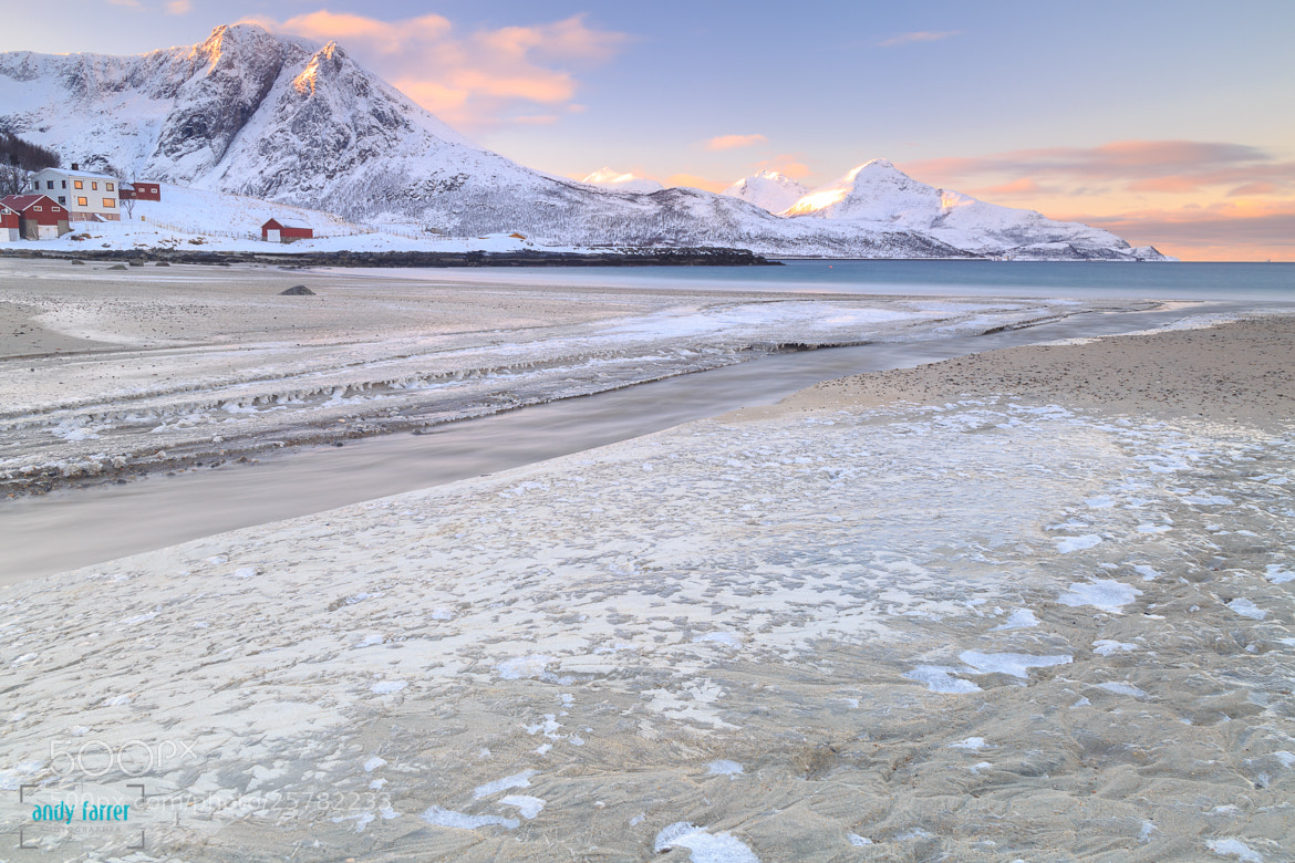 Photograph Grotfjord Beach by Andy Farrer on 500px