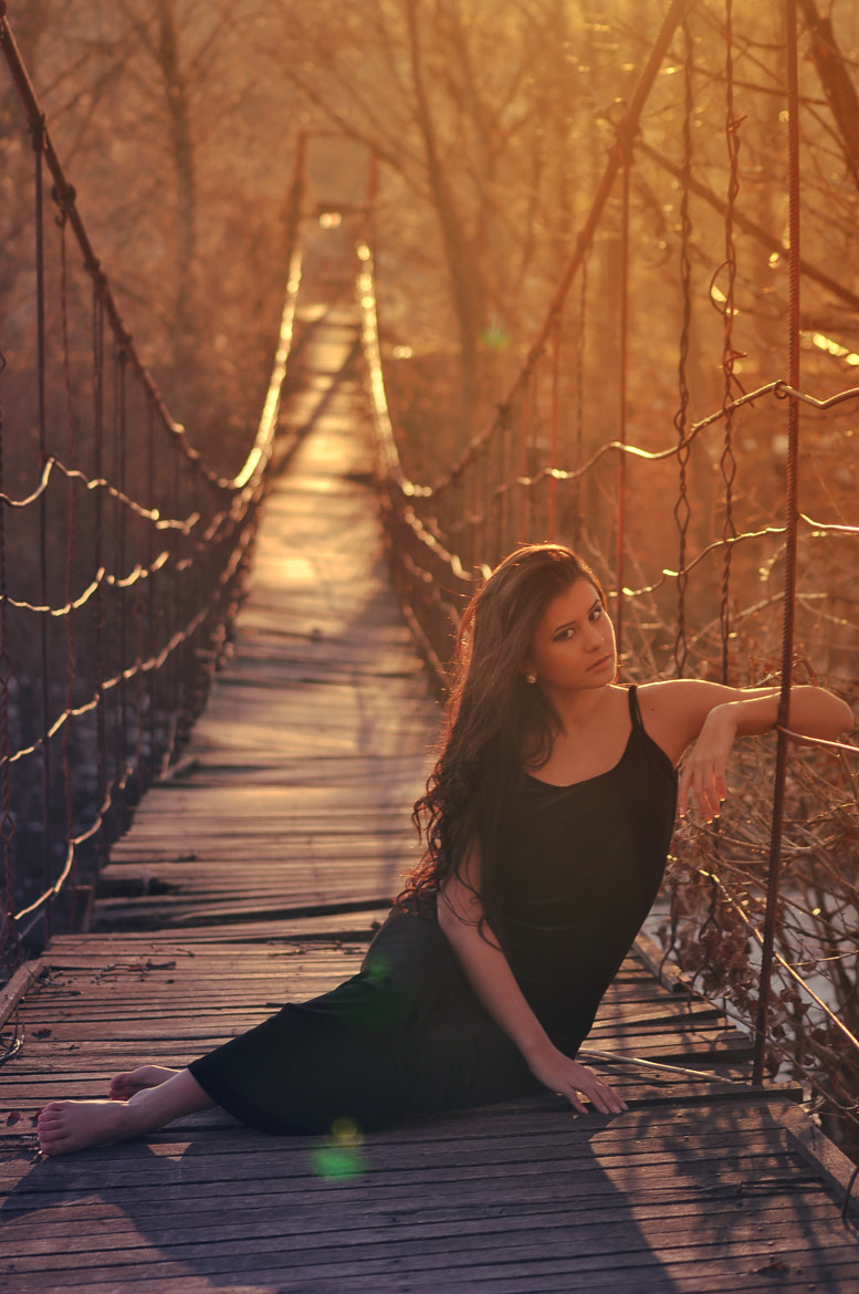 Photograph the bridge by alina stancioiu on 500px