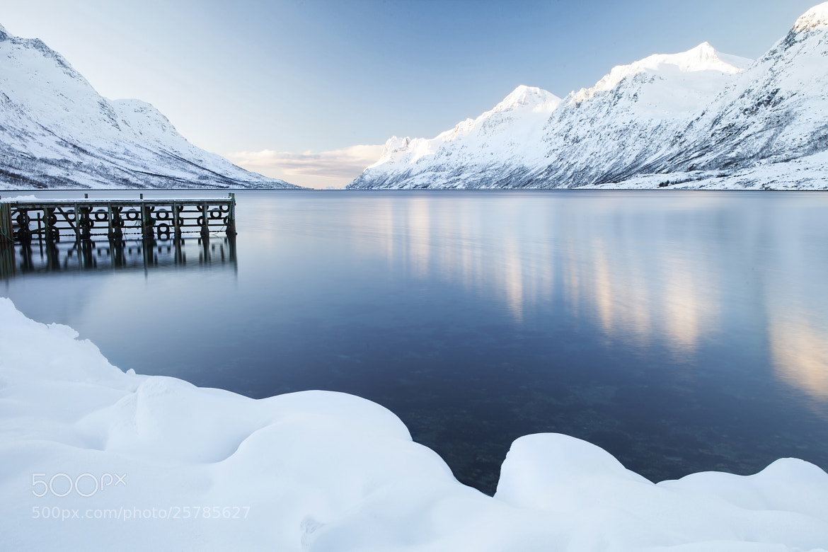 Photograph Crispy and White by Daniel Hannabuss on 500px