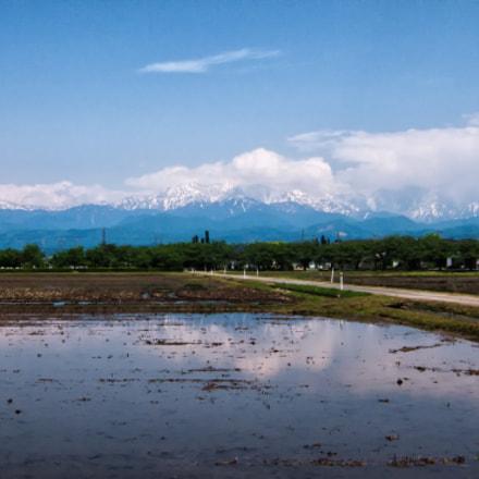 Spring of Tateyama, Fujifilm XQ1