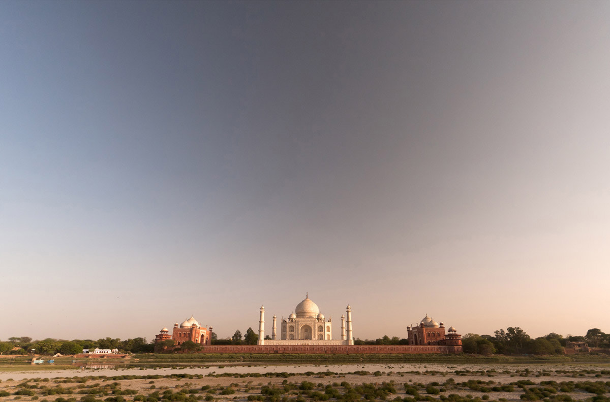 Photograph Taj by Magda Biskup on 500px