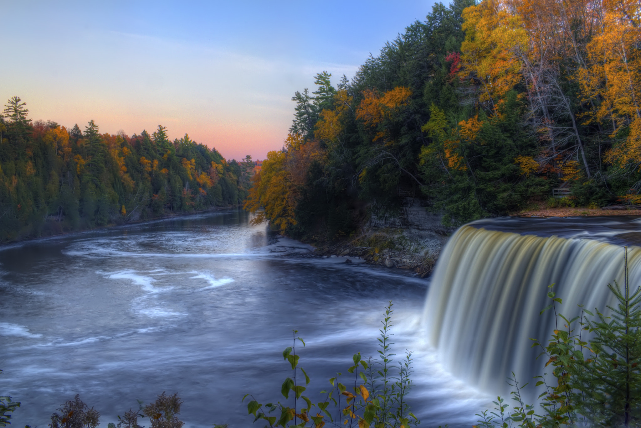 Photograph Tahquamenon Falls by Megan Noble on 500px