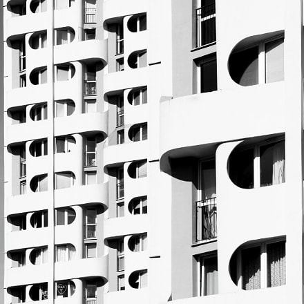 Manhattan in Wroclaw, Canon EOS 1100D, Canon EF 50mm f/1.8 II