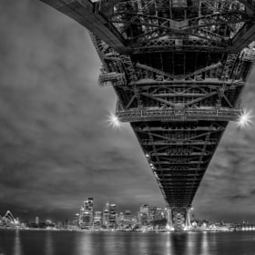 Under the Bridge by Jimmy - on 500px.com