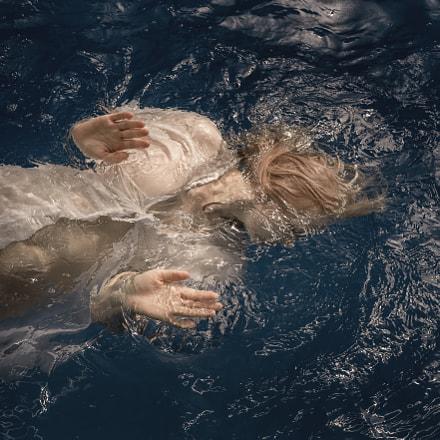 Water fairy, Canon EOS 5D MARK III, Canon EF 50mm f/1.2L