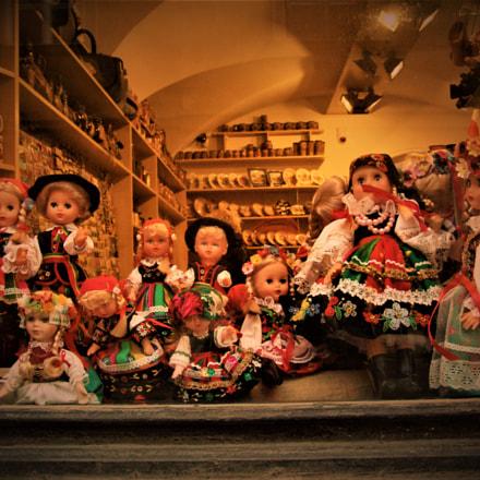 Polish dolls, Fujifilm FinePix S9600