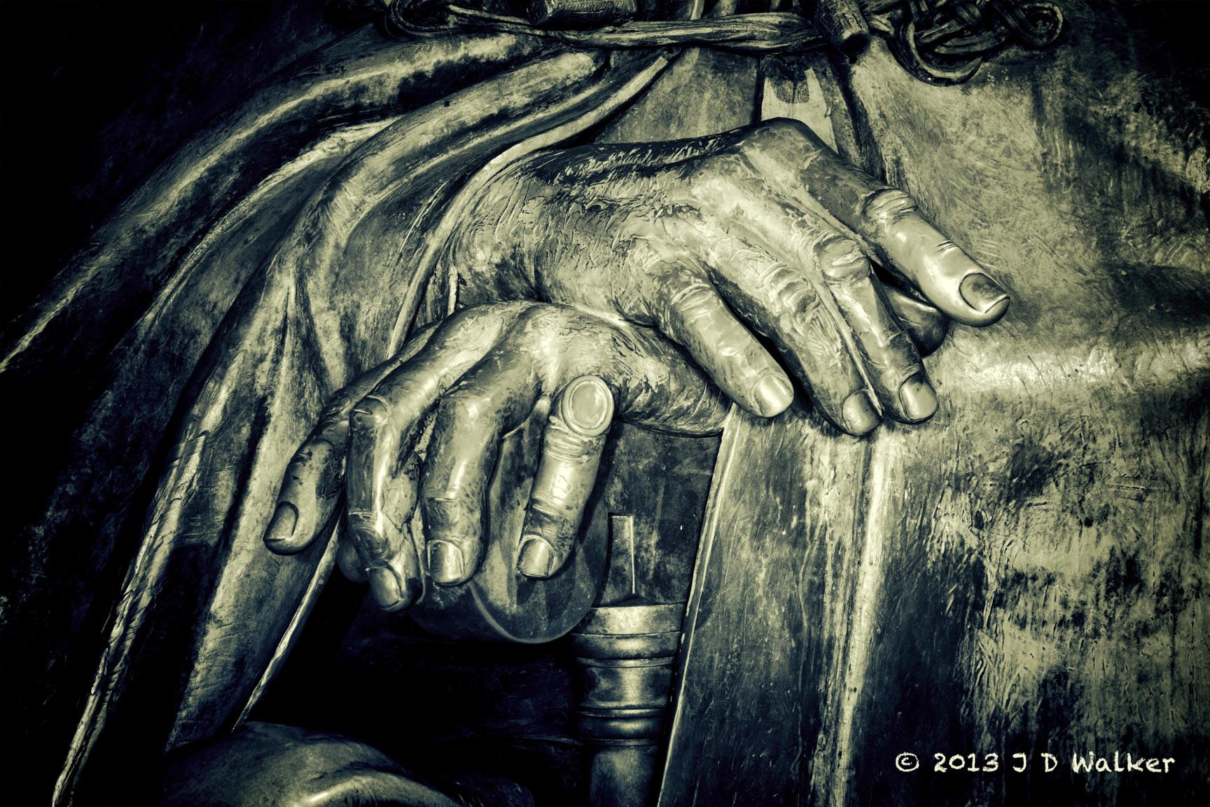 Photograph Hands of FDR Memorial, Washington, DC by Jim Walker on 500px