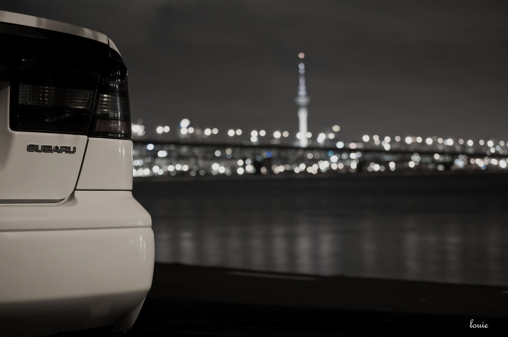 Photograph Auckland City Bokeh by Robert Louis Ayo on 500px