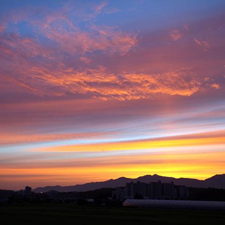 Sky, Canon EOS 5D MARK II