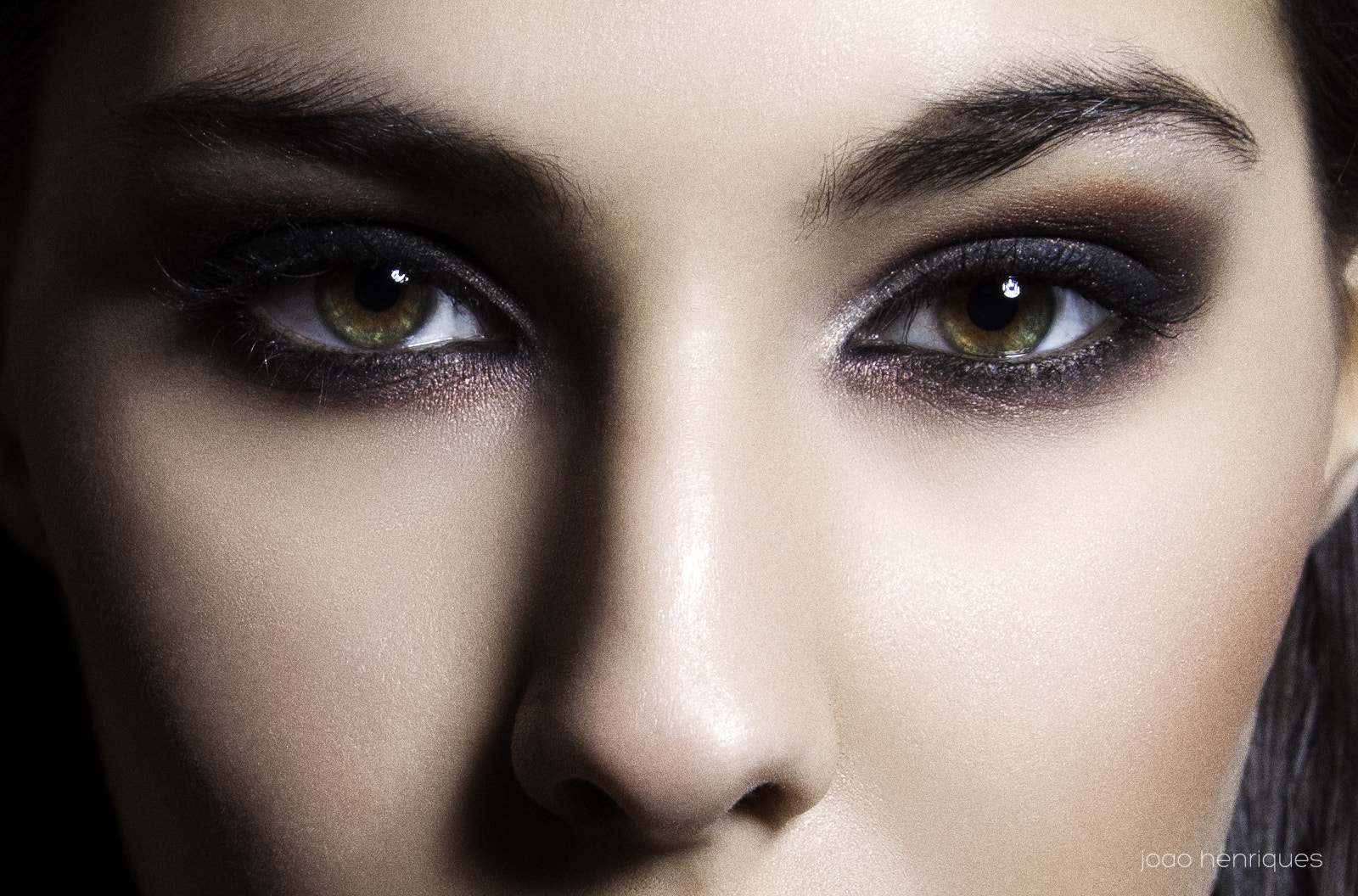 Photograph Mariana Pascoal (Make Up Detail) by João Henriques on 500px