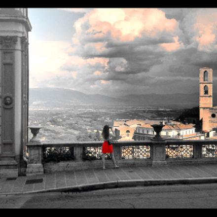 Perugia - La Turista, Nikon COOLPIX L21