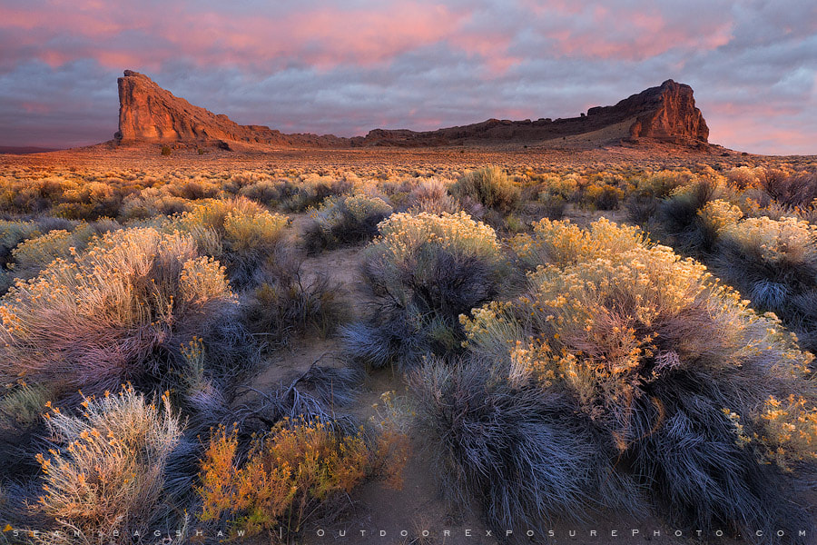 Photograph Fort Rock by Sean Bagshaw on 500px