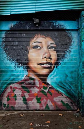 London street art january 2018