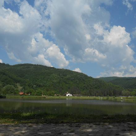 Jezero, Nikon COOLPIX S2700