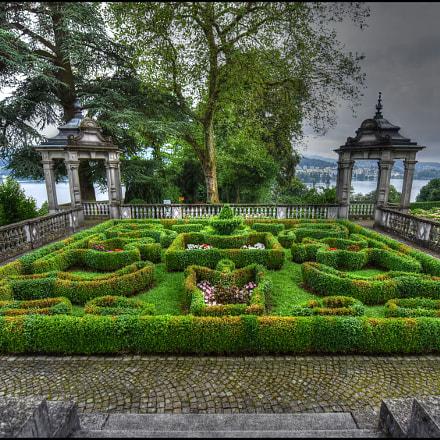 Green Garden, Nikon D810, AF-S Zoom-Nikkor 14-24mm f/2.8G ED