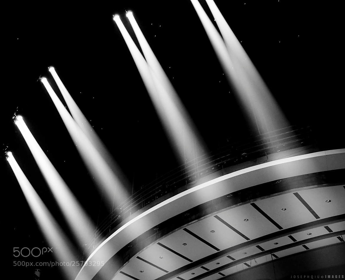 Photograph Lines in Darkness by Joseph Qiu on 500px