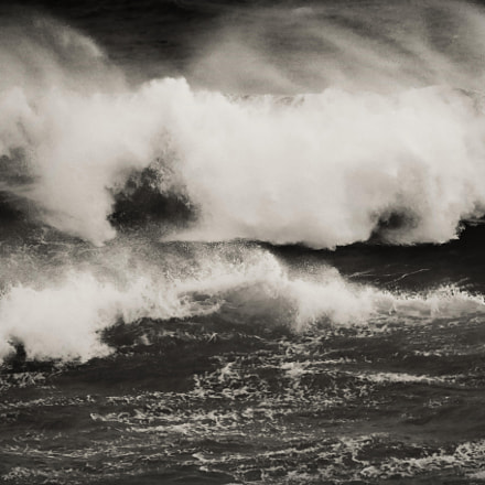 Swell - Newcastle NSW, Canon EOS 7D MARK II, Canon EF 300mm f/4L IS