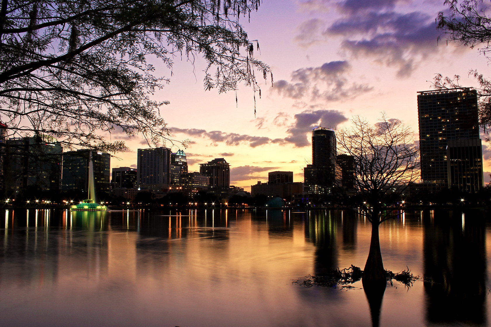 Photograph Lake Eola by Cody Sanfilippo on 500px