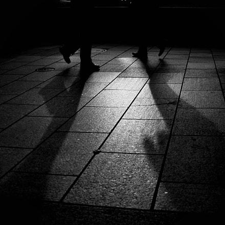 Shadow, Canon EOS KISS DIGITAL N