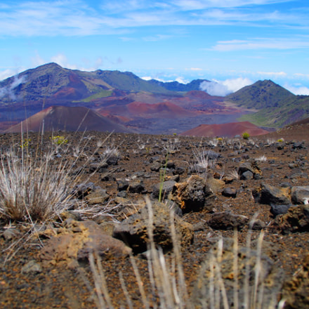 Volcanic Maui, Sony SLT-A37, Minolta/Sony AF DT 18-200mm F3.5-6.3 (D)