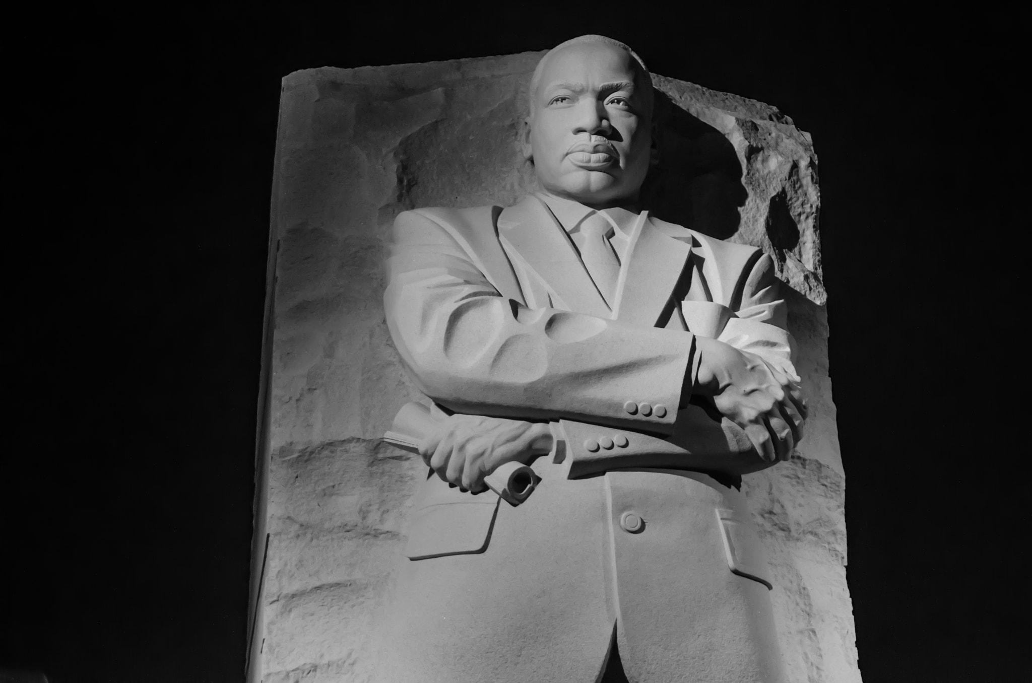 Photograph Martin Luther King, Jr. by Jimmy Daly on 500px