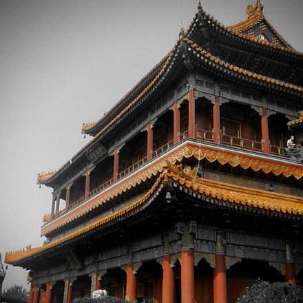Beijing temple 北京寺庙, Samsung Galaxy Grand Neo