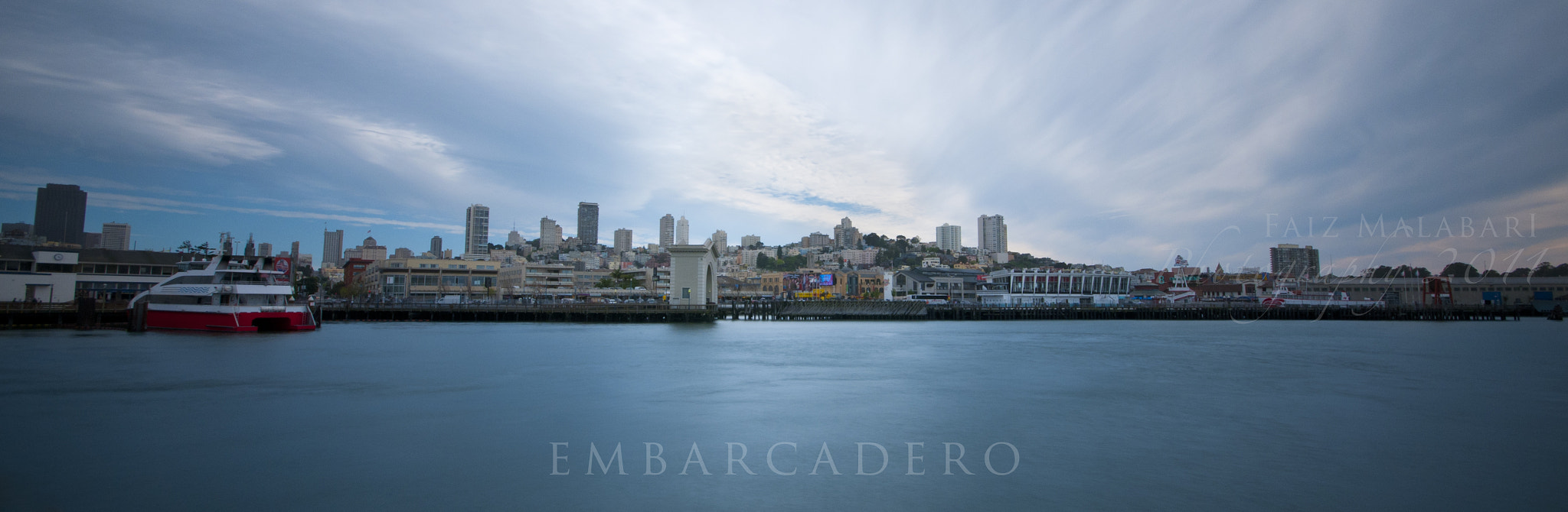 Photograph Embarcadero by Fayiz Melibary on 500px