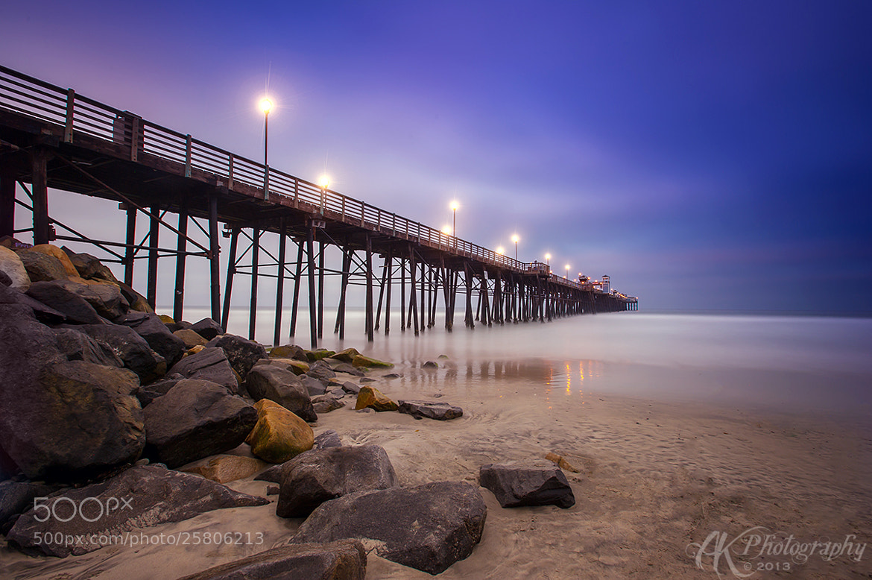 Photograph Pier326 by Andy Krzyzanowski on 500px