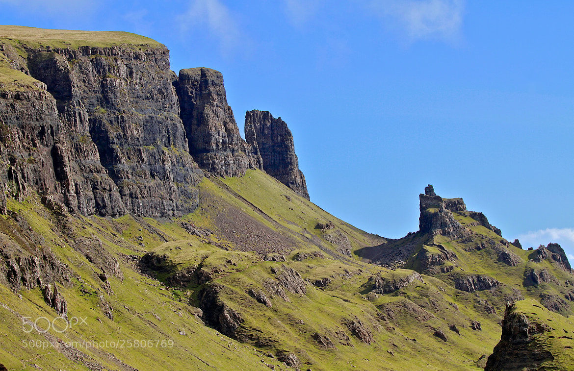 Photograph Quiraing, Isle of Skye by Europe Trotter on 500px