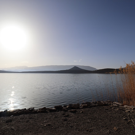 Lake Tislit, Canon EOS M50, Canon EF-M 11-22mm f/4-5.6 IS STM
