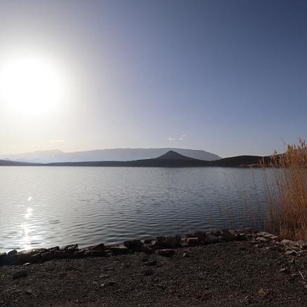 Lake Tislit, Canon EOS M50, Canon EF-M 11-22mm f/4-5.6 IS STM