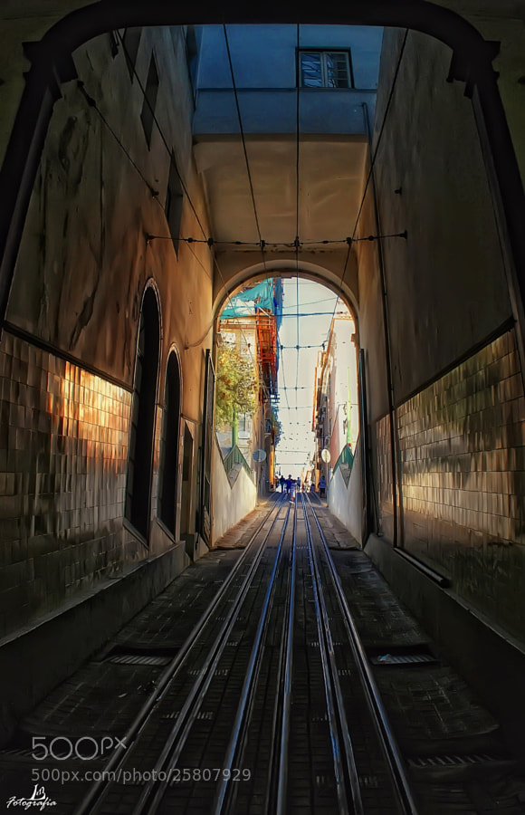 Photograph From the tram by Manuel Lancha on 500px