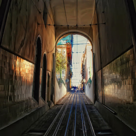 From the tram by Manuel Lancha (ManuelLancha)) on 500px.com
