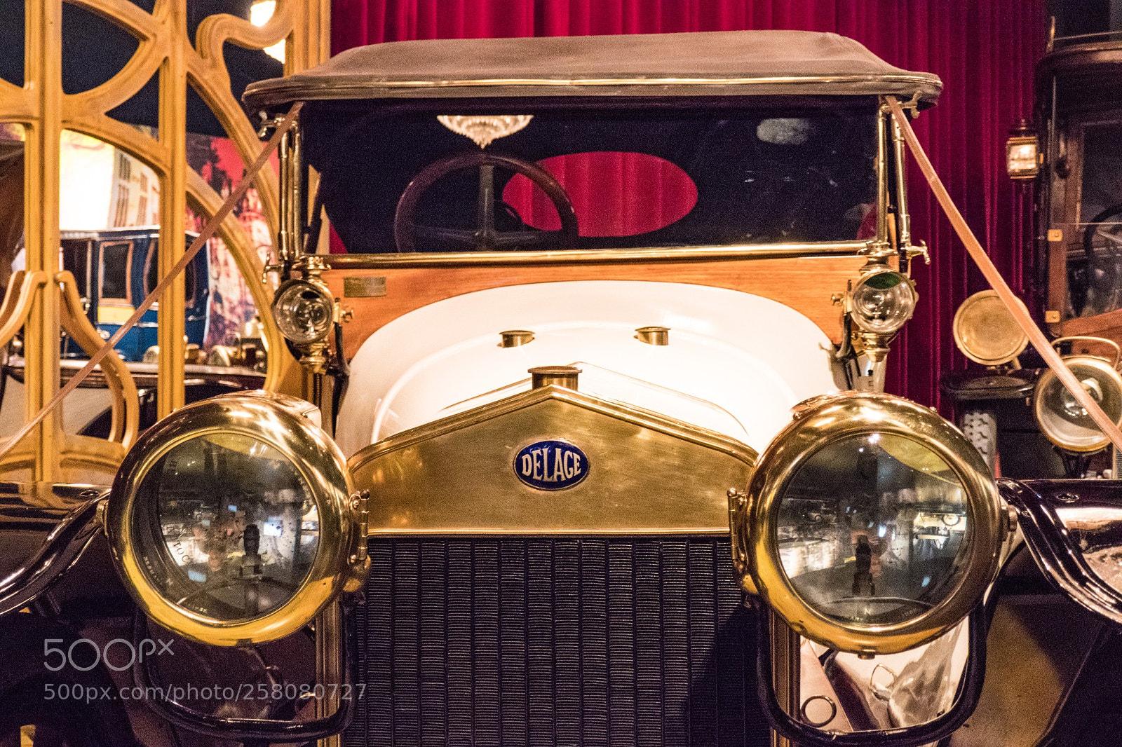 Im Automuseum Turin, Panasonic DMC-TZ101