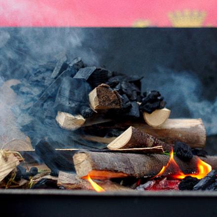 barbecue, Canon EOS 1100D, Canon EF 50mm f/1.8 II