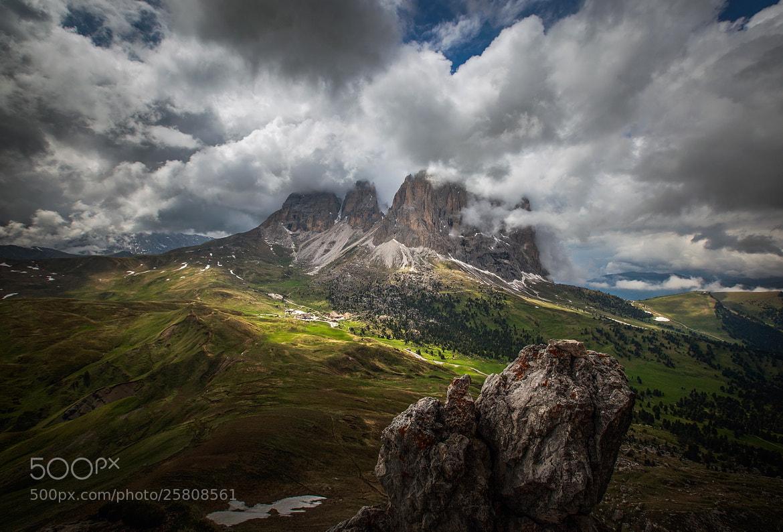 Photograph Dolomites by Birgit Pittelkow on 500px