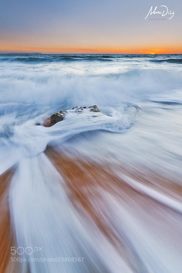 Photograph A dress for the sea by Alonso Díaz on 500px