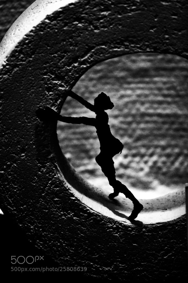 Photograph almost like Sisyphus by manlio marcheggiani on 500px