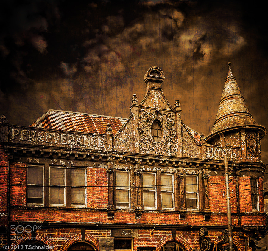 Photograph Perseverance Hotel by T. Schnaider on 500px