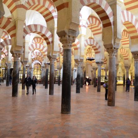 Mezquita Córdoba, Nikon D5100