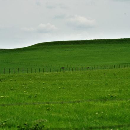 Z Fence Flinthills, Nikon D750