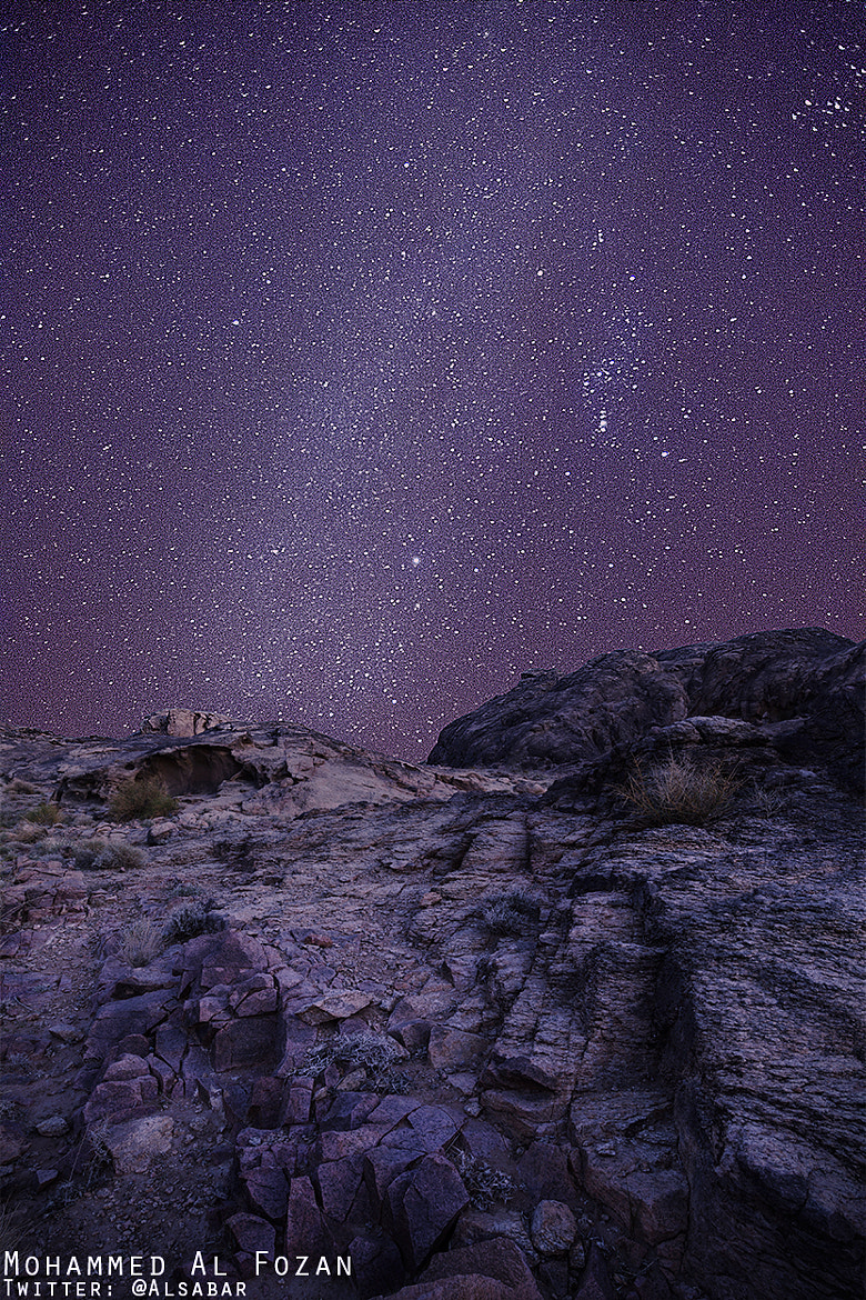 Photograph Stars by Mohammed Al-Fozan on 500px
