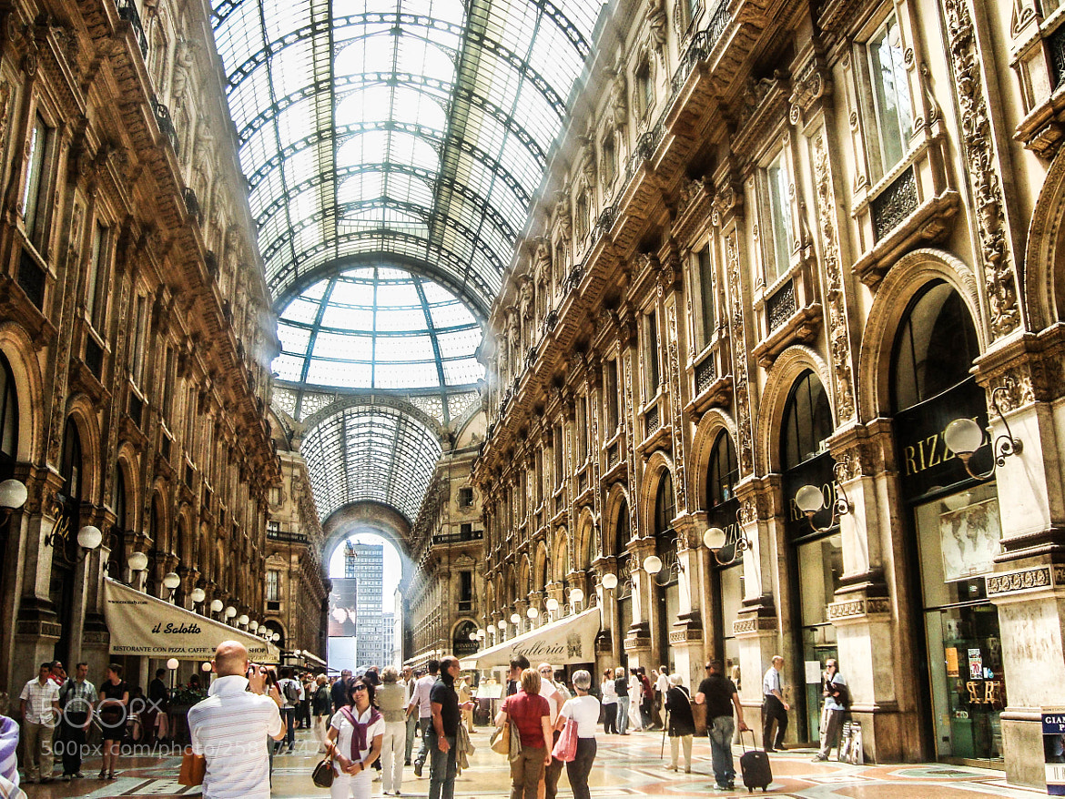 Photograph Galleria Vittorio ! by Kumaran Kamalanesan on 500px