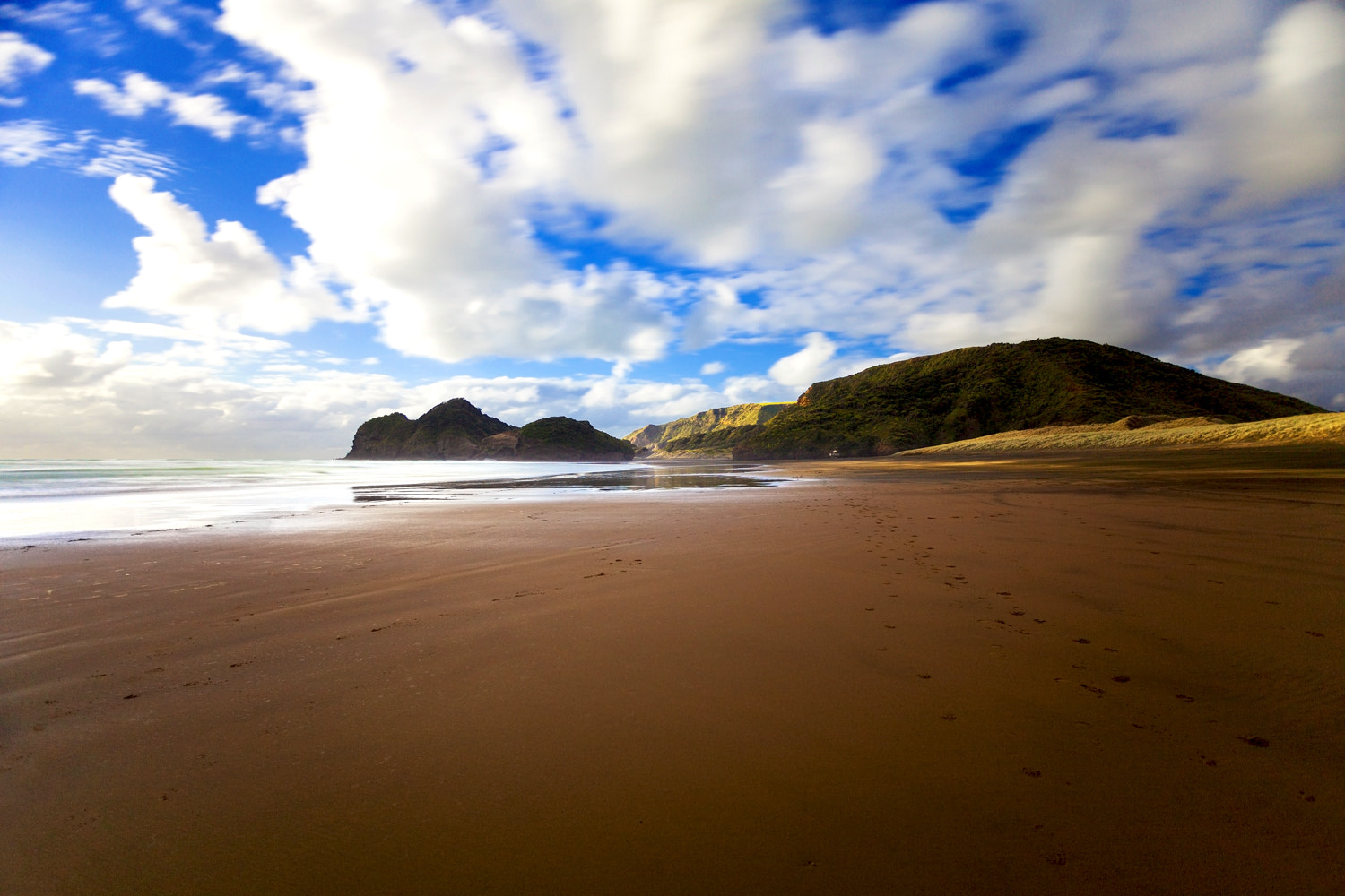 Photograph bethells beach by Dara Pilyugina on 500px