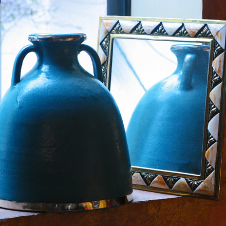 Still life with Blue, Canon POWERSHOT A710 IS