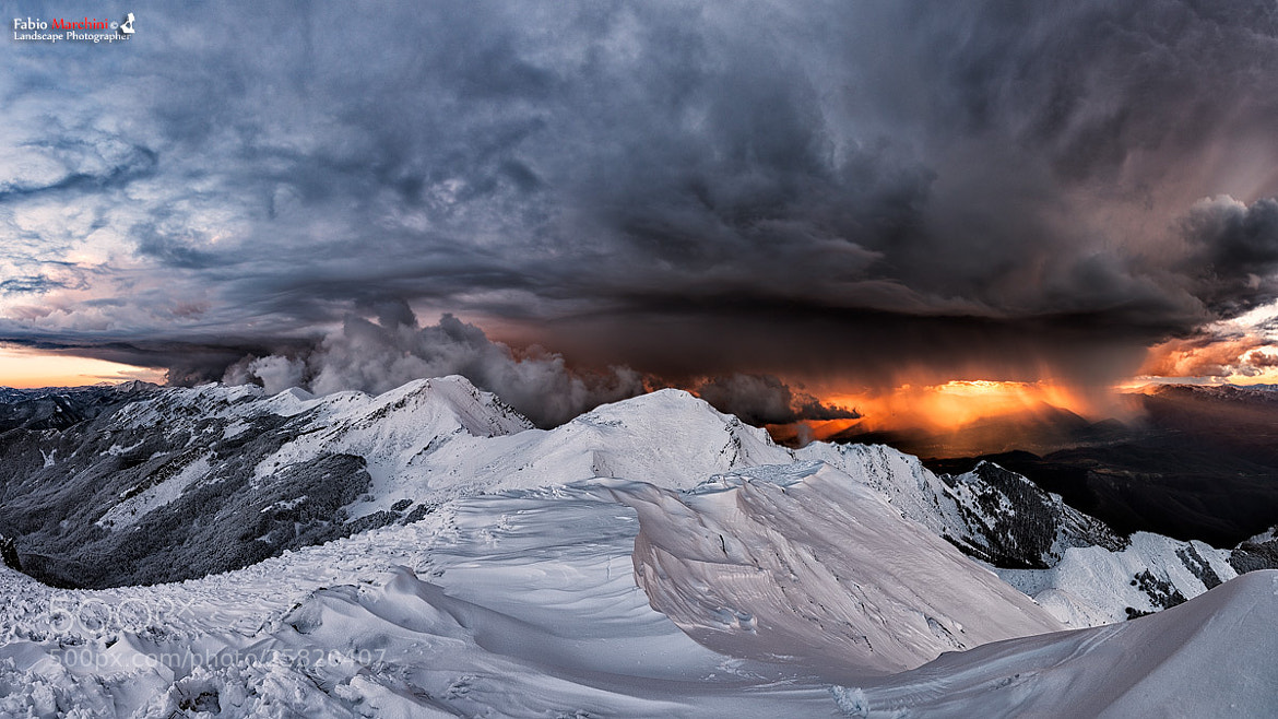 Photograph The end of the world is coming by Fabio Marchini on 500px