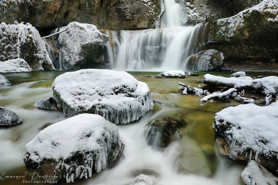 Photograph Wild water by Emmanuel Dautriche on 500px