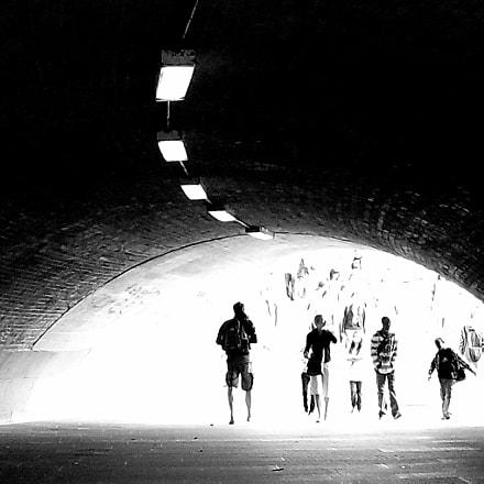 Tunnel Vision, Fujifilm A170 A180